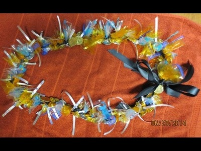 Money Coin Lei : How to make