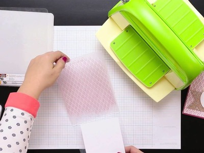 New Ways to Use Your Embossing Folders