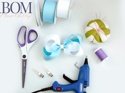 No Tails Boutique Bow with RABOM