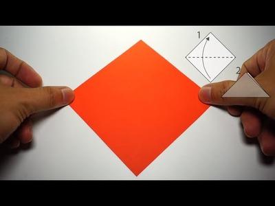 Origami basic folds instructions (Henry Phạm)