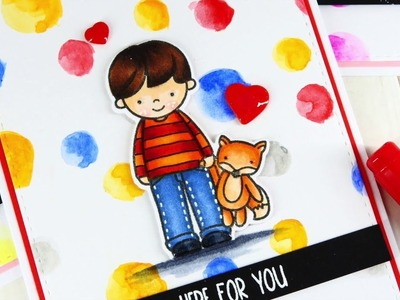 Studio Monday with Nina-Marie: Encouragement Cards for Kids