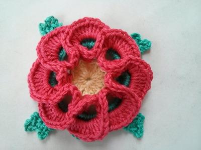 Crochet flower 26