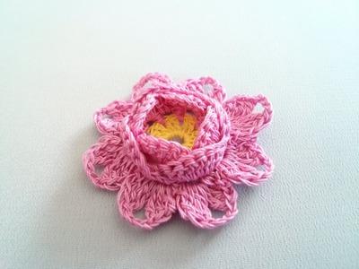 Crochet flower 28