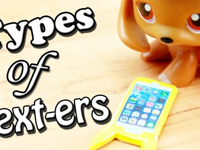 LPS - Types of Text-ers