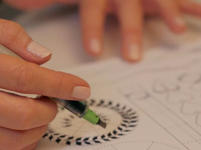 Online Calligraphy Classes: Getting Comfortable with the Pilot Parallel Pen (Trailer)