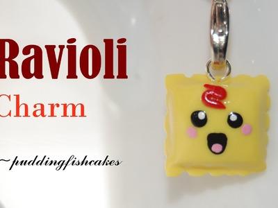 Ravioli Charm Tutorial