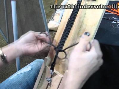 Simple Para Cord Bracelet Jig