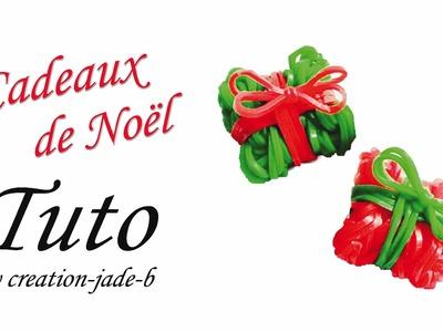Tuto Rainbow Loom - Cadeaux de Noël !