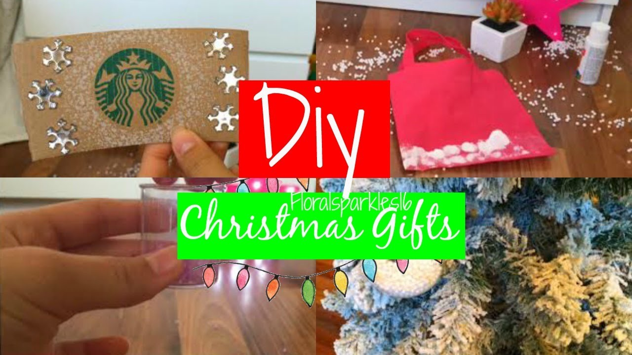 DIY Christmas Gifts | Floralsparkles16