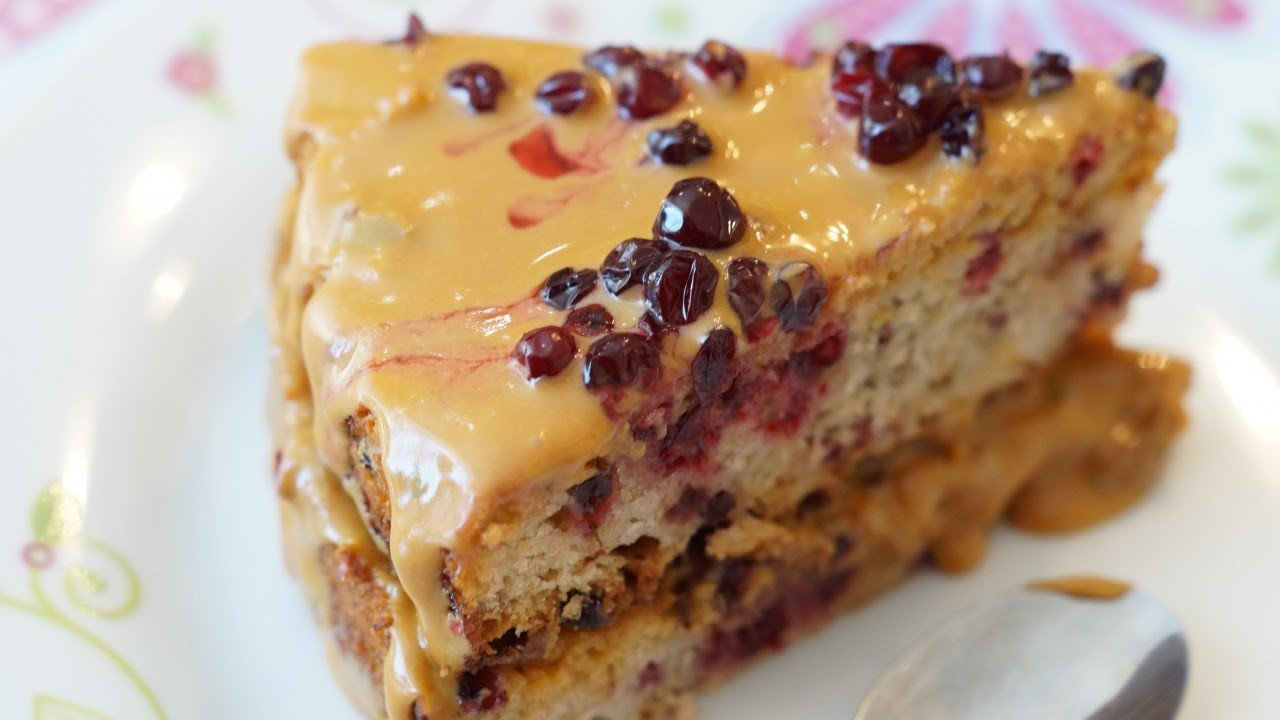 How To Make a Delicious Cowberry Cake - DIY Food & Drinks Tutorial - Guidecentral