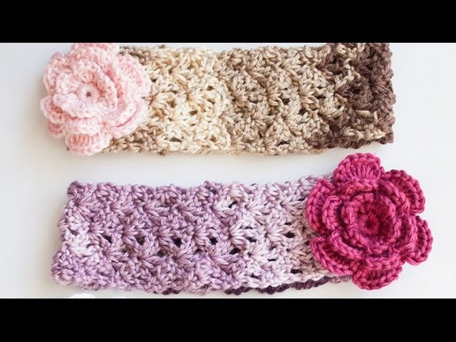 Left Hand: Perfect Gift Stitch-Along: Headband