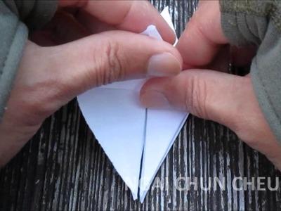 Media Park Origami, Part 1