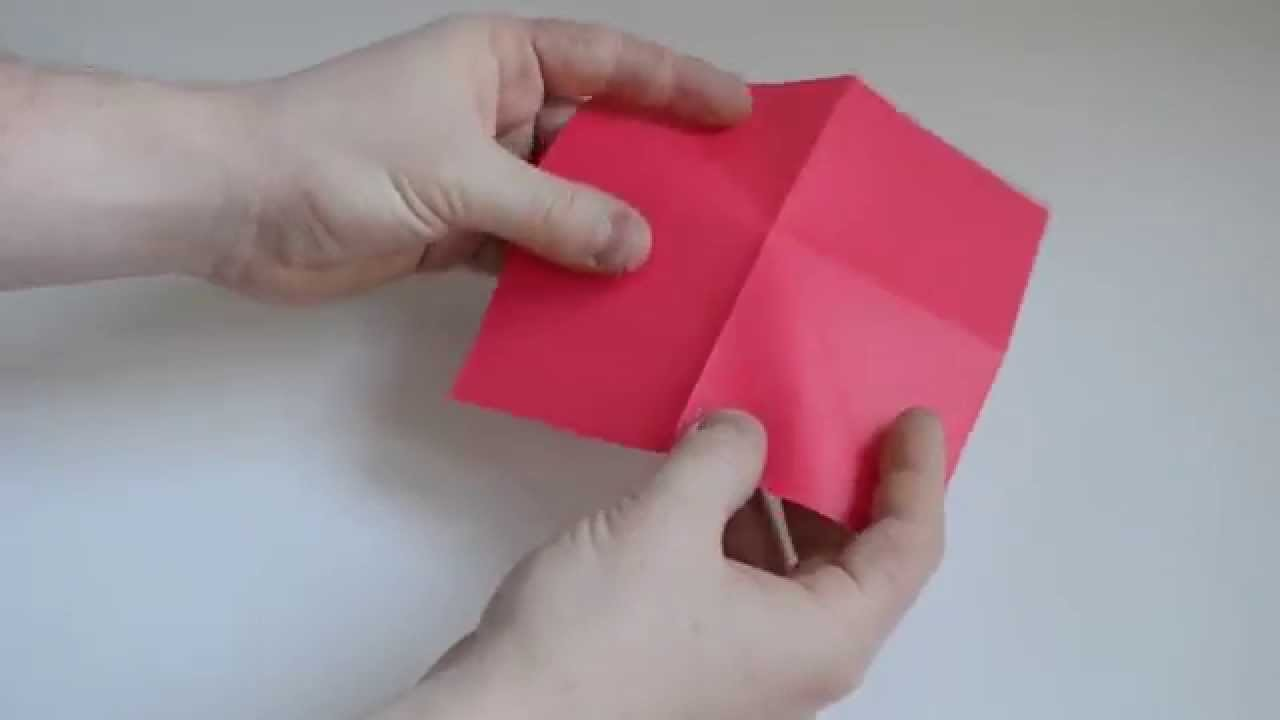 Origami Flower - Rose