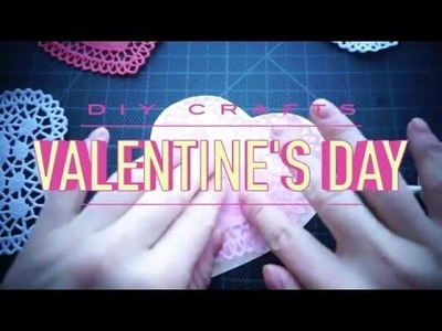 Watch Me Craft | Valentine's Day