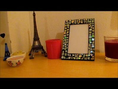 ♥ DIY - Mirror Mosaic Frame