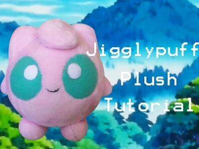 Jigglypuff Plush Tutorial