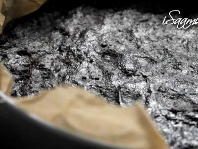 Oreo Crusted Chocolate Cake | Recipe