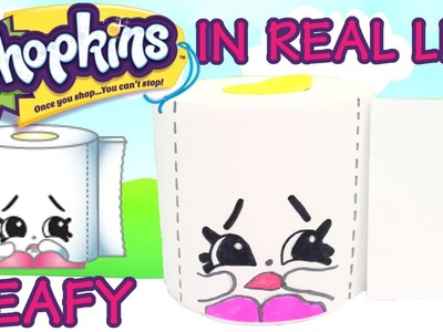 Shopkins in Real Life #12 LEAFY From Shopkins Season 2