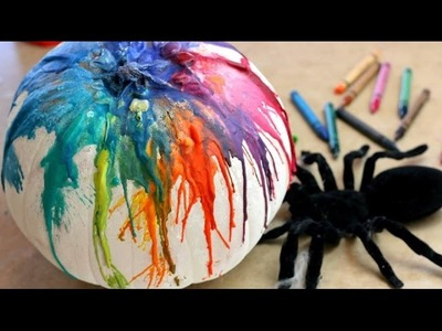 DIY:DECORA CALABAZA DE HALLOWEEN