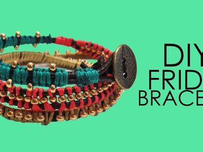 DIY Frida Bracelet