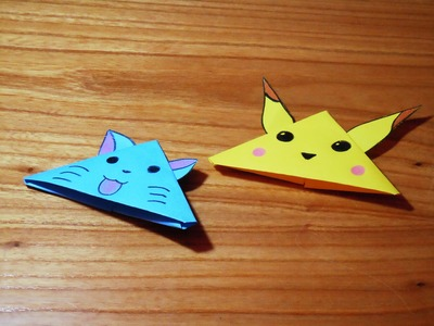 DIY 1 : Bookmarks ( segnalibri FAI-DA-TE)