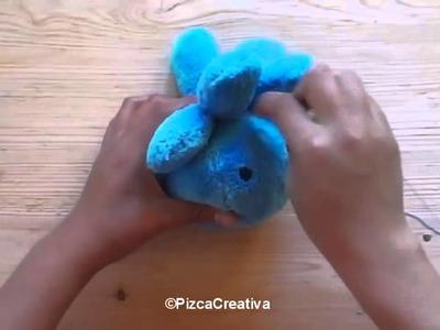 DIY Pulpito Peluche Plush con Moldes