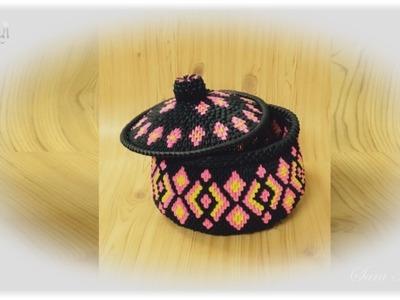 3d Origami - Basket