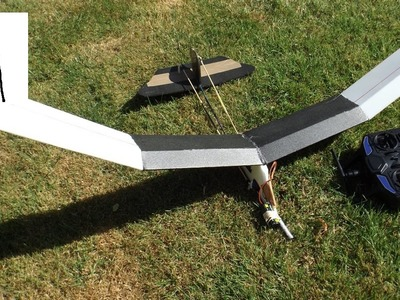 Another Polystyrene Pizza Tray Aircraft - part #3