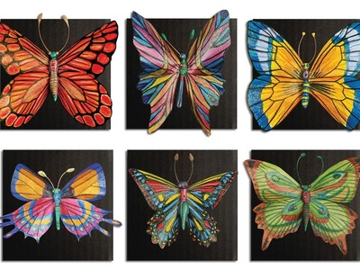 Butterfly Collection - Project #147