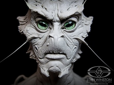 Creating Characters with Don Lanning - PREVIEW - Maquette Sculpture