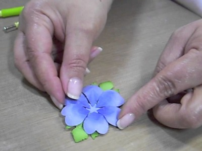 How To make a McGill Paper Blossoms Anemone