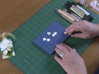 Making Primroses using the Petite Petals Dies
