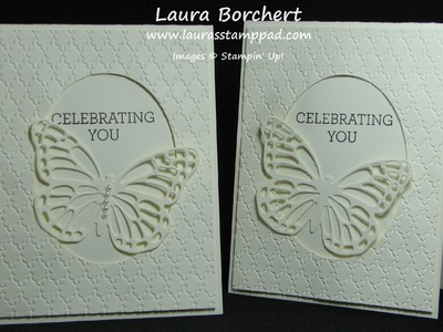 Ways To Use Your Butterfly Thinlits - Laura's Stamp Pad