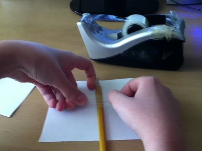 How To Make A Cool Optical Illusion