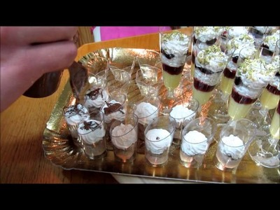 How To Make Parfait Glass Desserts