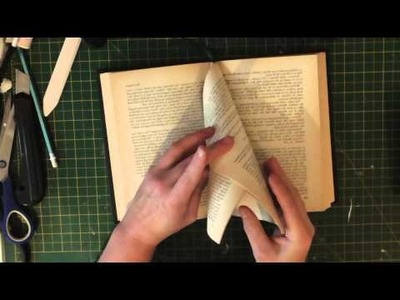 New book fold pattern stunning arches design tutorial