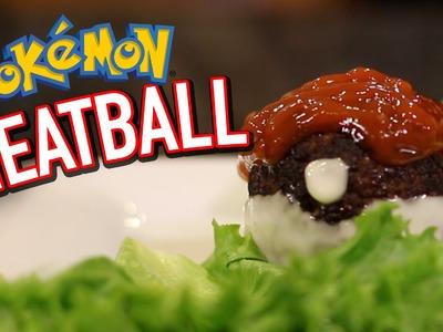 Pokémon Meatball Recipe  |  HellthyJunkFood
