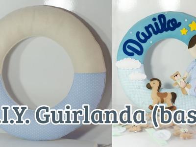 DIY Guirlanda (base)