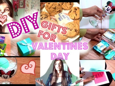 ❤️DIY Valentines Day Gifts❤️