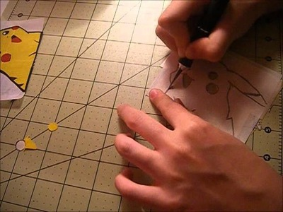 Mini Tutorial: Cutting Out Duct Tape Designs
