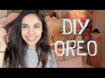 DIY OREO | muchomasqueestilo
