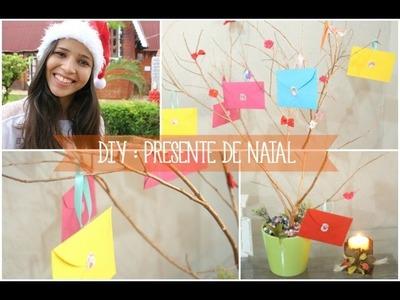 DIY | Presente de Natal