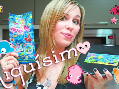 Dolphin Umi no Gumi Zuka DIY Kit | Dulces Japoneses