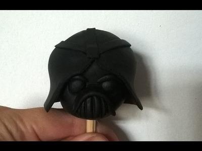 Darth Vader (STAR WARS)  PARTE 1 - (Canal Aula de Biscuit)