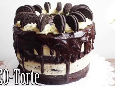 DIY | OERO Torte | OREOtorte | OREO Cake | Schokotorte | Schokoladentorte
