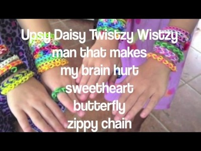 RAINBOW LOOM Theme song***^^^^^!!! :) :) :) The OFFICIAL unofficial awesomest soundtrack!!!!!