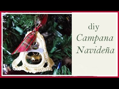 Campana Navideña | Christmas Bell Ornament