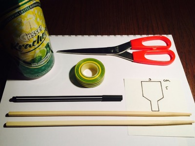 DIY Cola Pen