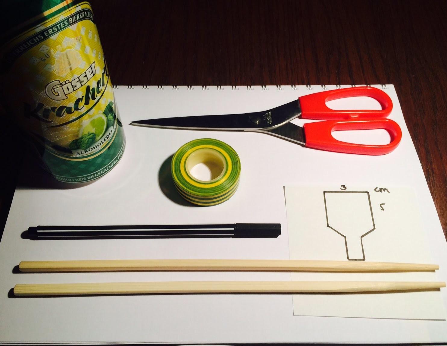 DIY Cola Pen
