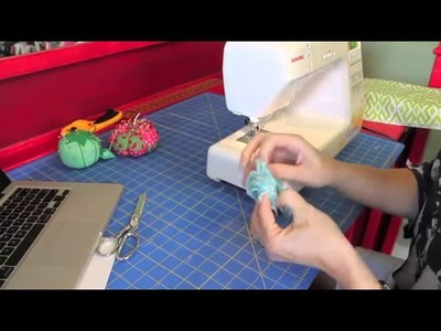 Handmade Holiday  How to Sew a Mini Wallet Tutorial